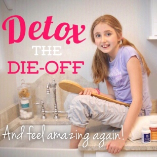 Detox The Die off! And feel amazing again!
