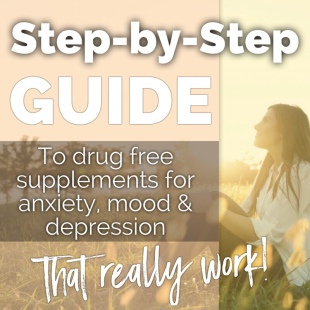Natural Treatments for anxiety and depression